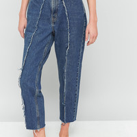 Urban Renewal Vintage Re-Made Seam Detail Jeans | Urban Outfitters
