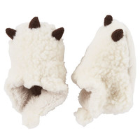 Carter's Claw Slippers