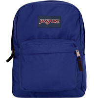 Jansport Superbreak Backpack Blue Streak One Size For Men 17186229401