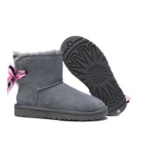 Women's UGG snow boots Booties DHL _1686248855-465