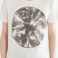 Project Social T Looking Up Tee- Ivory