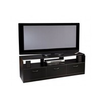 Tv Entertainment Center Stand Media Console Storage Furniture Flat Living Room
