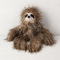 Fuzzy Friend Stuffed Animal by Anthropologie in Sloth Size: Sloth Gifts
