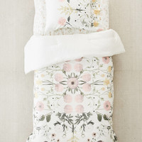 Daniella Floral Duvet Snooze Set | Urban Outfitters