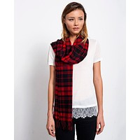 Take That Classic Red Scarf
