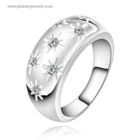 Fashion High Polishing Ex-works Price Rings Jewelry Type