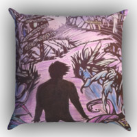 The 1975 band Zippered Pillows  Covers 16x16, 18x18, 20x20 Inches