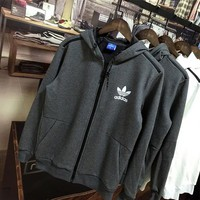 Trendsetter ADIDAS Women Men Cardigan Jacket Coat