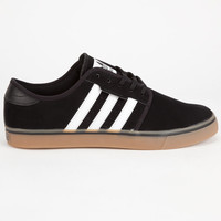 Adidas Seeley Mens Shoes Black  In Sizes