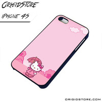 Hello Kitty Case Iphone 4/4S Case for Iphone 4/4S Ali