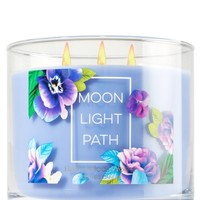 3-Wick Candle Moonlight Path