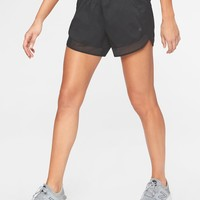 Mesh Racer Run Short 4"