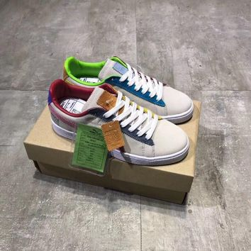 Puma Sample Suede by Michael Lau Casual Running Sport Shoes Sneakers