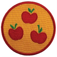 My Little Pony - Applejack Cutie Mark Patch