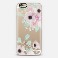 Anemones + Roses iPhone 6 case by quinn luu   Casetify