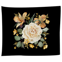 Evening Rose Tapestry