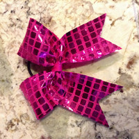 Square Sparkly Bow