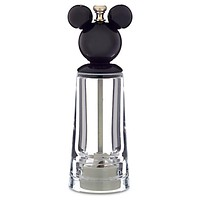 Disney Parks Mickey Mouse Icon Pepper Mill New