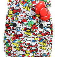 HELLO KITTY VINTAGE BACKPACK