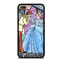 CINDERELLA ART GLASSES Disney iPhone 8 Plus Case Cover