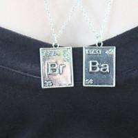 Breaking Bad Necklace Set