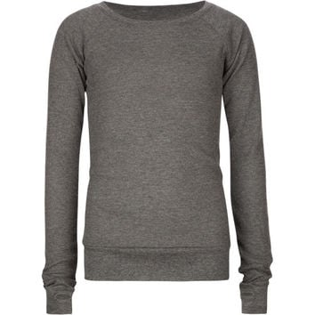 Full Tilt Solid Essential Girls Thermal Charcoal  In Sizes