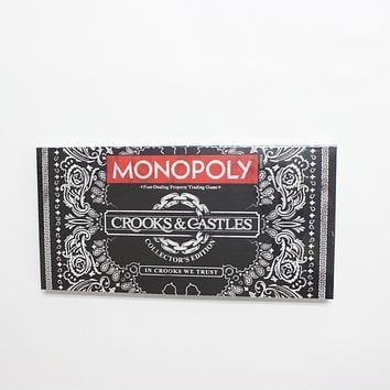 Crooks and Castles x Monopoly Collectors Edition Board Game