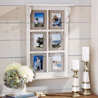 Window with Ledge Collage Frame