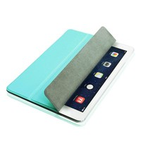 Fintie iPad Air Ultra Slim Lightweight Case with Semi Transparent Hard Shell Support Smart Cover Auto Wake / Sleep for Apple iPad Air (5th Gen) - Blue/Frost