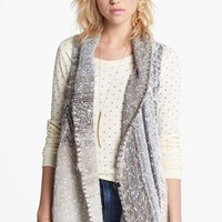 Free People 'In Your Arms' Sleeveless Cardigan | Nordstrom