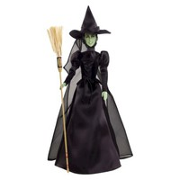 Barbie Collector Wizard of Oz Wicked Witch Doll