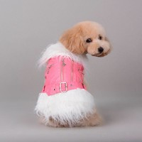 Free Shipping luxury dog costume jacket for dogs chihuahua pitbull poodle yorkie clothe dog pet supplies clothes from china