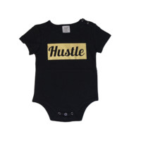Onesuits - Gold Baby Block Hustle