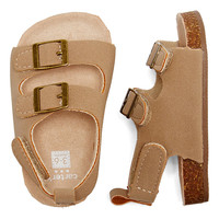 Carter's® Tan Natural Sandals - Baby Boys 2-4 - JCPenney