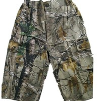 Fashional Men Sniper Tactical Bonic hunting camouflage shorts soft shell short pants for outdoor sports Fishing camping