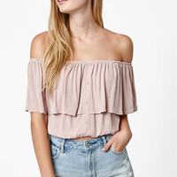 Billabong Cropped T-Shirt at PacSun.com