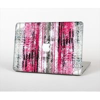 """The Vintage Worn Pink Paint Skin Set for the Apple MacBook Air 11"""""""