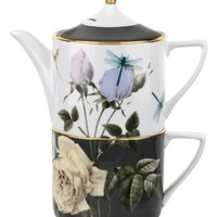 Portmeirion x Ted Baker 'Rosie Lee - Tea for One' Bone China Teapot & Cup   Nordstrom