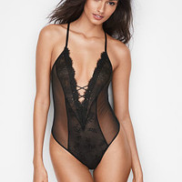 Cutout-back Teddy - Very Sexy - Victoria's Secret