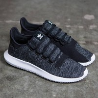 Adidas Men Tubular Shadow Knit (black / vinwhite)