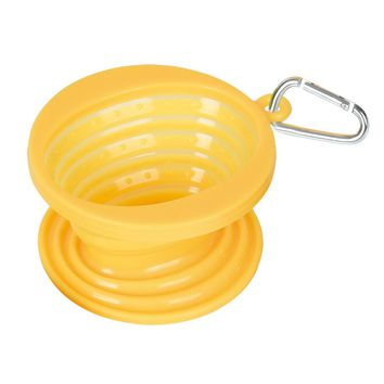 Collapsible Silicone Coffee Filter