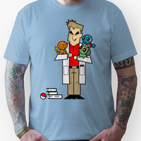 The Professor and His Starters Unisex T-Shirt