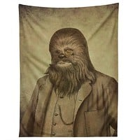 Terry Fan Chancellor Chewman Tapestry