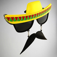 Fiesta Sunstache