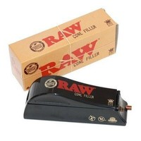 Raw Natural Rolling Papers Cone Filler - King size