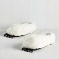 Quirky Best Is Yeti to Come USB Foot Warmers by ModCloth
