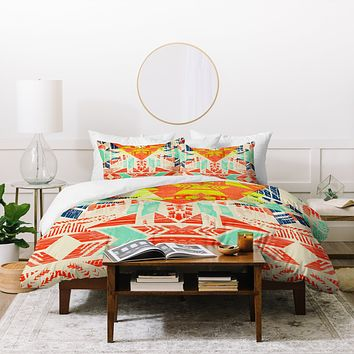 Pattern State Nomad Dawn Duvet Cover