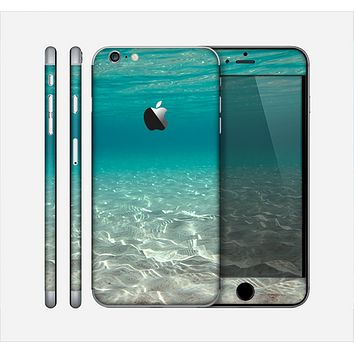 The Under The Sea Scenery Skin for the Apple iPhone 6 Plus