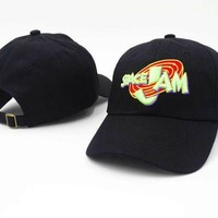 MDIGUG7 Jordans Movie Space Jam Baseball Cap