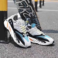 ADIDAS YEEZY 700 Tide brand men and women retro old shoes casual sports running shoes 1#